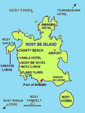 Nosy Be Y Sainte Marie Islas Y Playas De Madagascar Losviajeros