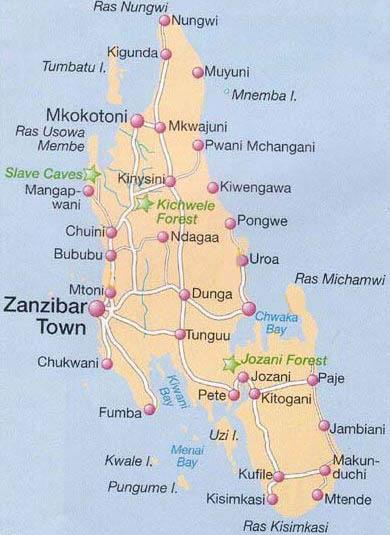 Zanzibar Tanzania Destination Plonge The Best Scuba Diving